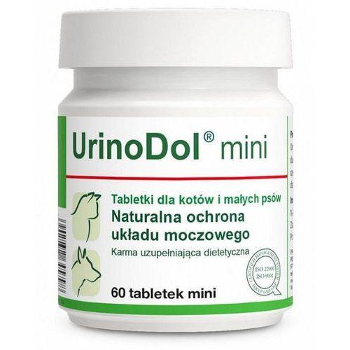 Dolfos Preparat na drogi moczowe Urinodol DOG&CAT MINI op. 60 tabletek