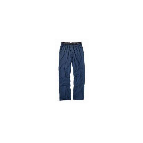Długie spodnie do piżamy Mustang 4112 1700 granatowe