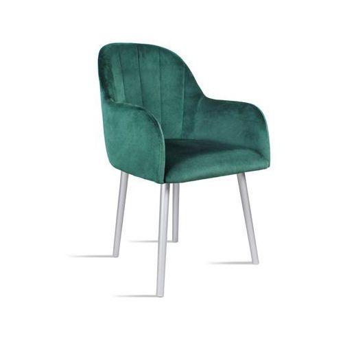 Krzesło besso morski/ noga silver/ so259 marki B&d