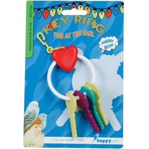 Hp birds Kluczyki - grzechocząca zabawka dla ptaków