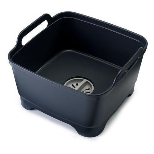 - wash&drain miska z odpływem szara marki Joseph joseph