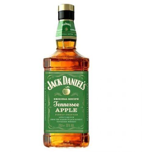 Jack daniel distillery Jack daniel's apple tennessee 35% 0,7l