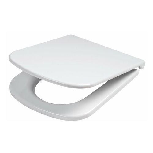 Cersanit deska colour biała duroplast wolnoopadająca k98-0092 (5907720674960)