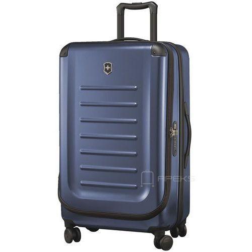 Victorinox Spectra™ 2.0 duża walizka poszerzana 78 cm / granatowa - Navy Blue (7613329019580)
