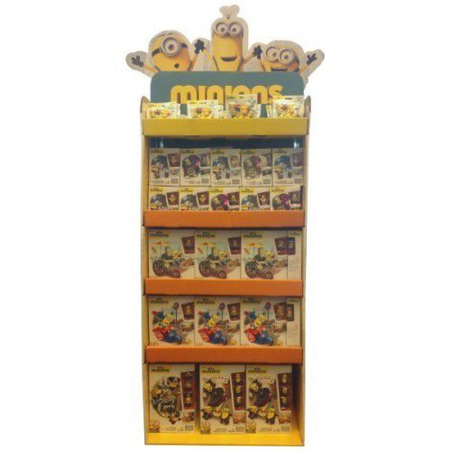 Minionki display