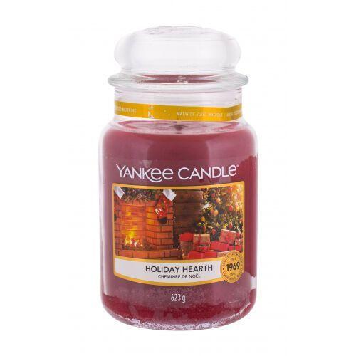 Yankee candle holiday hearth świeczka zapachowa 623 g unisex