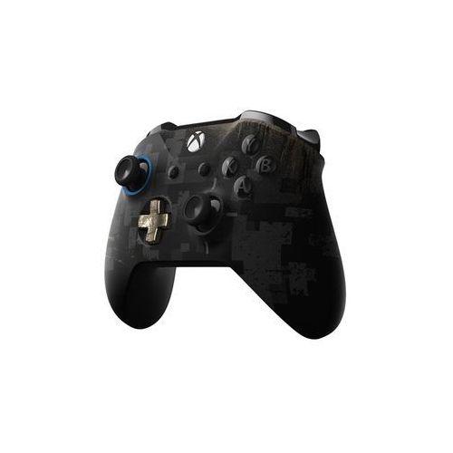 OKAZJA - Kontroler bezprzewodowy MICROSOFT WL3-00116 Woodley Czarny do Xbox One