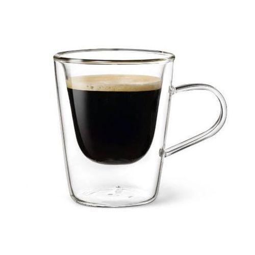 Luigi Bormioli Duos Szklanki Termiczne Do Kawy Espresso 120 Ml