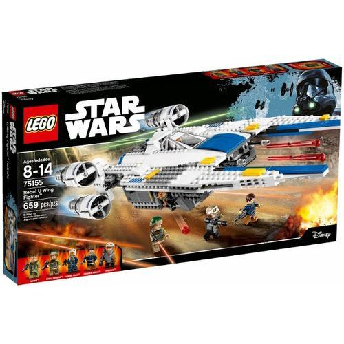 75155 MYŚLIWIEC U-WING REBELIANTÓW Rebel U-wing Fighter KLOCKI LEGO STAR WARS