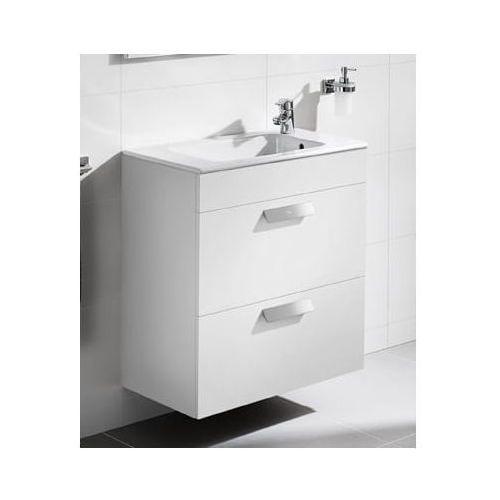 debba unik compacto szafka biały połysk + umywalka 50 a855904806 marki Roca