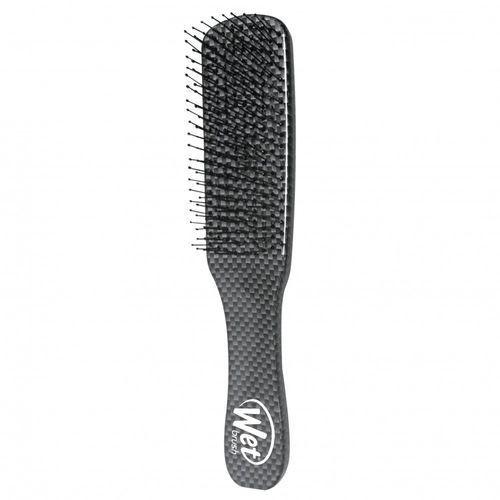 for men-carbon | szczotka do włosów dla mężczyzn czarno-siwa marki Wet brush