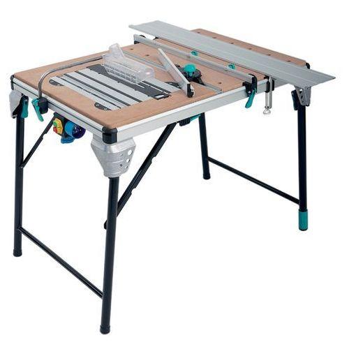 WOLFCRAFT Master Cut 2000 stół warsztatowy z wyłącznikiem bezpieczeństwa WF6900000