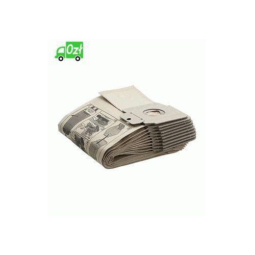 Karcher Worki papierowe wzmocnione do cv 30/1 - 48/2, 300szt, negocjuj cenę! => 794037600, odbiór osobisty, dowóz!