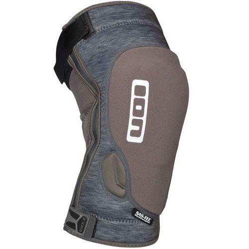 ION K-Lite Zip Ochraniacze szary/brązowy S 2018 Ochraniacze kolan