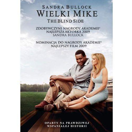 Wielki Mike. The Blind Side (DVD) - John Lee Hancock (7321909262706)