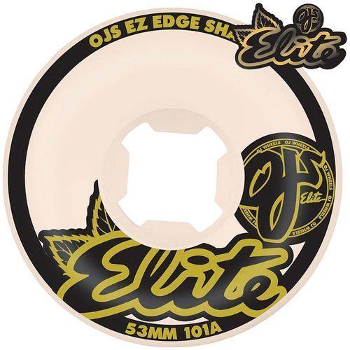 kółka OJ - Elite White EZ EDGE (104028) rozmiar: 53mm/101a