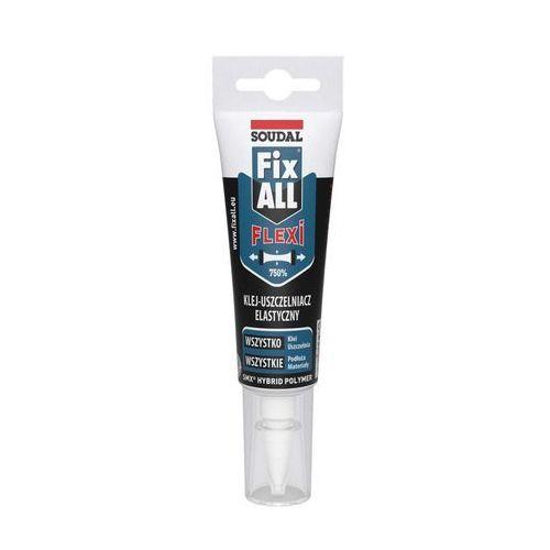 Soudal Uszczelniacz hybrydowy klej-uszczelniacz na bazie polimerów hybrydowych 125 ml (5411183145962)