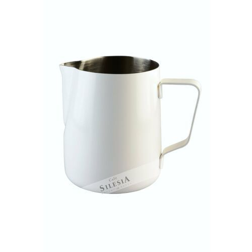 dzbanek do spienienia mleka 0,6 l biały marki Joe frex