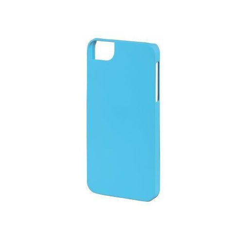 Hama etui Rubber do iPhone 5 niebieskie, 118779