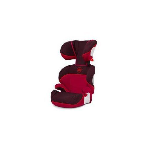 Fotel samochodowy  solution cbxc 2017, 15-36kg, rumba red marki Cybex