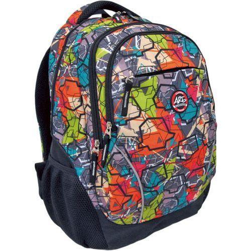 Plecak szkolny Are Design ok.20l od 9lat TITANUM - PL-1808