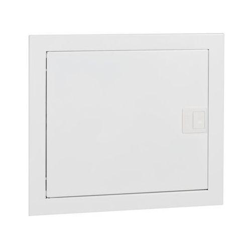 MSF RP 1/14 IP30 N+PE drzwi metalowe białe 2001-00, 2001-00