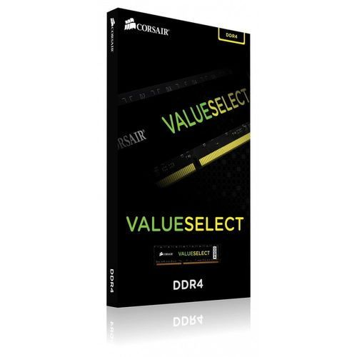Corsair DDR4 VALUESELECT 8GB/2400 1x288 DIMM 1.20V CL16-16-16-39 (0843591024259)