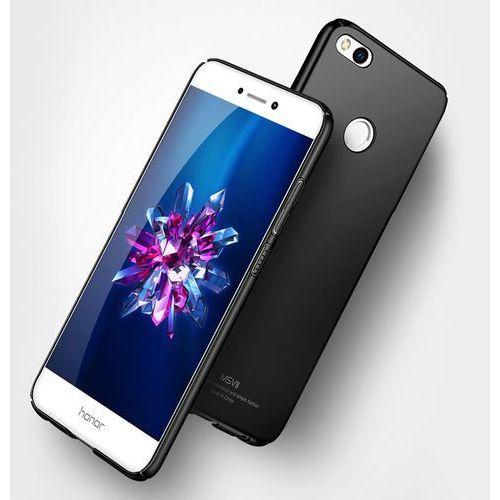 Etui MSVII do Huawei P8/P9 Lite 2017 Black, kolor czarny