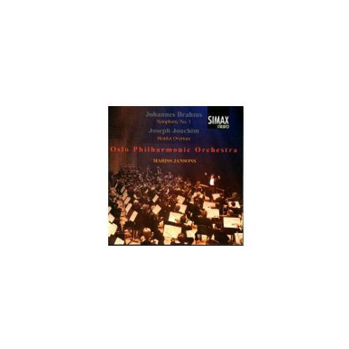 Johannes Brahms: Symphony No. 1 In C Minor Op 68 / Joseph Joachim: Hamlet Overture Op. 4