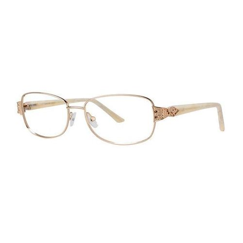 Okulary korekcyjne alistain gold marki Dana buchman