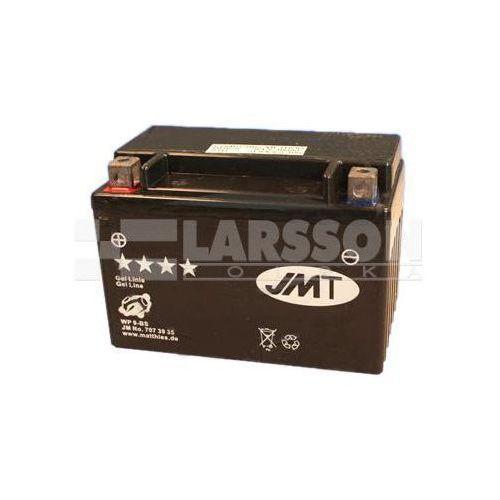 Akumulator żelowy jmt ytx9-bs (wp9-bs) 1100306 suzuki gsx-r 600, yamaha xjr 400 marki Jm technics
