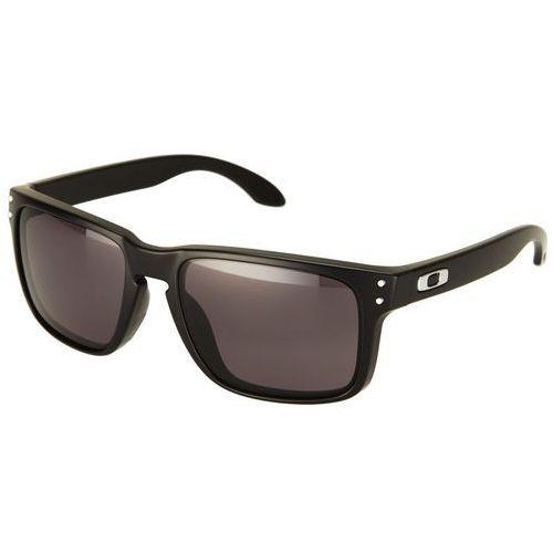 Oakley HOLBROOK Okulary sportowe schwarz, OO9102-01-matte blac