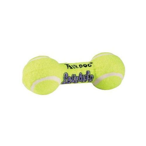 zabawka squeaker dumbbell medium asdb2 marki Kong