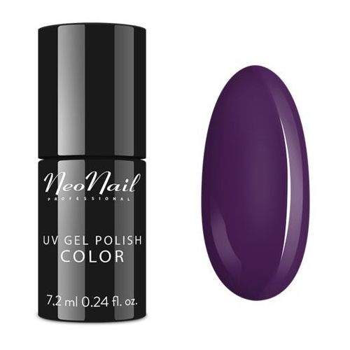 Lakier hybrydowy uv - purple decade - 7,2 ml marki Neonail