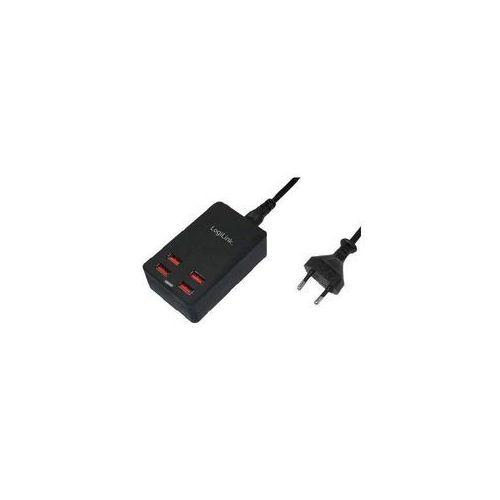 Ładowarka USB LogiLink PA0138, 4.4 A (4052792041620)