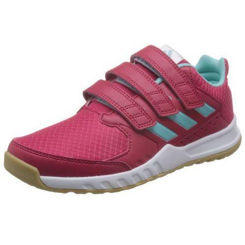 dzieci obuwie sportowe fort agym cf k, kolor: różowy, rozmiar: 35 marki Adidas