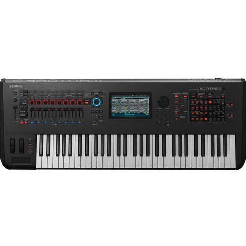 Yamaha MONTAGE6 (keyboard, syntezator)