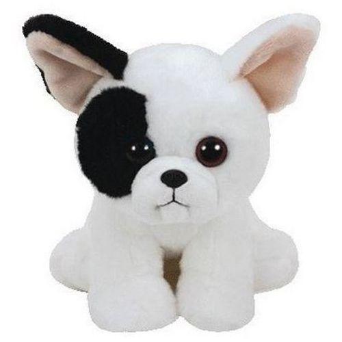 Ty Beanie Babies Mujeek - Biały Pies 15 cm (0008421412037)
