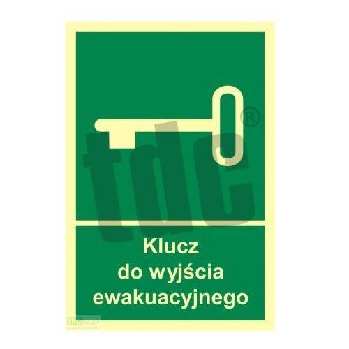 Epak Klucz do wyjścia ewakuacyjnego art. ac029