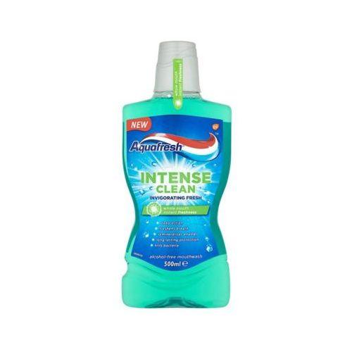 500ml intense clean invigorating fresh płyn do płukania jamy ustnej marki Aquafresh