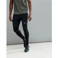 Nike Running Hybrid Trousers In Black AA4199-010 - Black