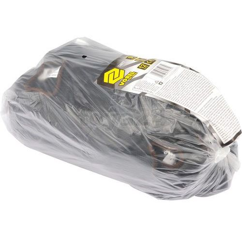 Rękawice robocze VOREL 74077 Czarny (12 sztuk) (5906083740770)