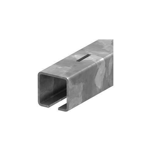 Profil do bramy przesuwnej Zn, 78x78x3,5mm, L7m