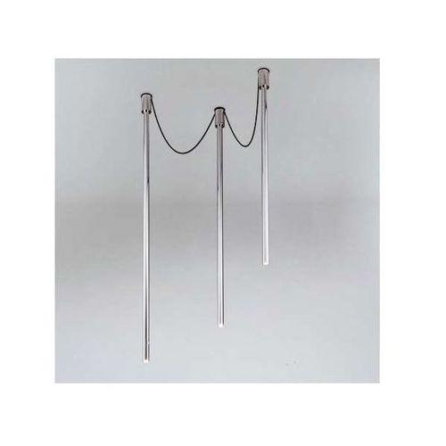 Shilo Downlight lampa sufitowa alha y 9333 tuba oprawa metalowe sople chrom
