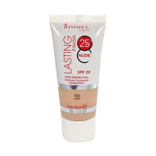 Rimmel london  lasting finish 25h nude foundation 30ml w podkład 200 soft beige