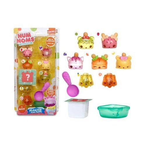 Mga Num noms deluxe paka, freezie pops family (0035051544081)