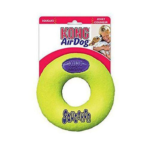 kółko squeaker z piszczałką rozmiar m marki Kong
