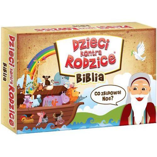 GRA BIBLIA DZIECI KONTRA RODZICE - (5902768471540)