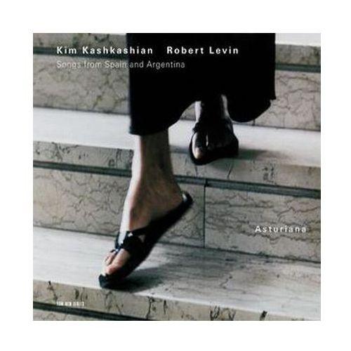 SONGS FROM SPAIN AND ARGENTINA - Kim Kashkashian (Płyta CD) (0028947661498)