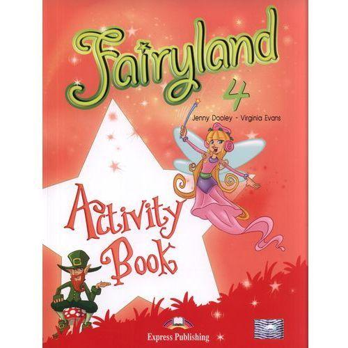 Fairyland 4 (+ CD) (9781846794872)
